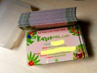 Karen MNL calling card dbestprint shopee