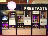 SM Tasting Corner Booth