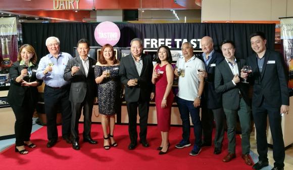 SM Tasting Corner VIPs