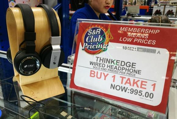 SnR Members Treat Buy 1 Take 1 Headphones