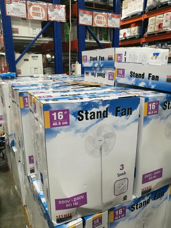 SnR Members Treat Buy 1 Take 1 Stand Fan