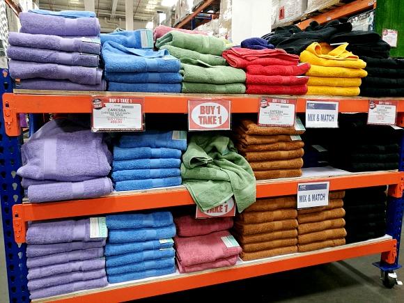 SnR Members Treat Buy 1 Take 1 Towels