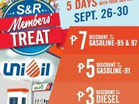 SnR Members Treat Unioil Gas P5 Off Sept 2018