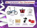 All TAIWANT For Christmas Gift Suggestions + Promo