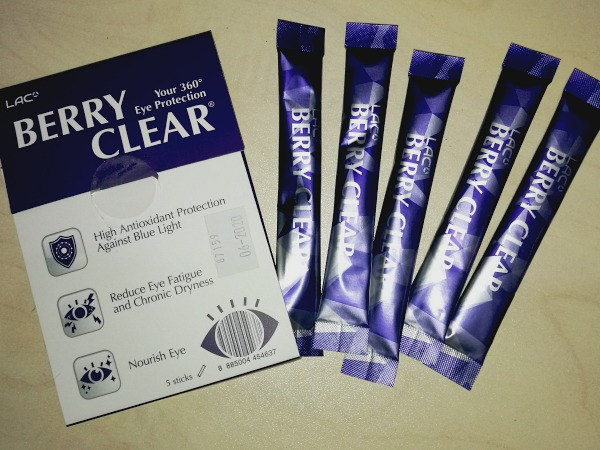 GNC Berry Clear