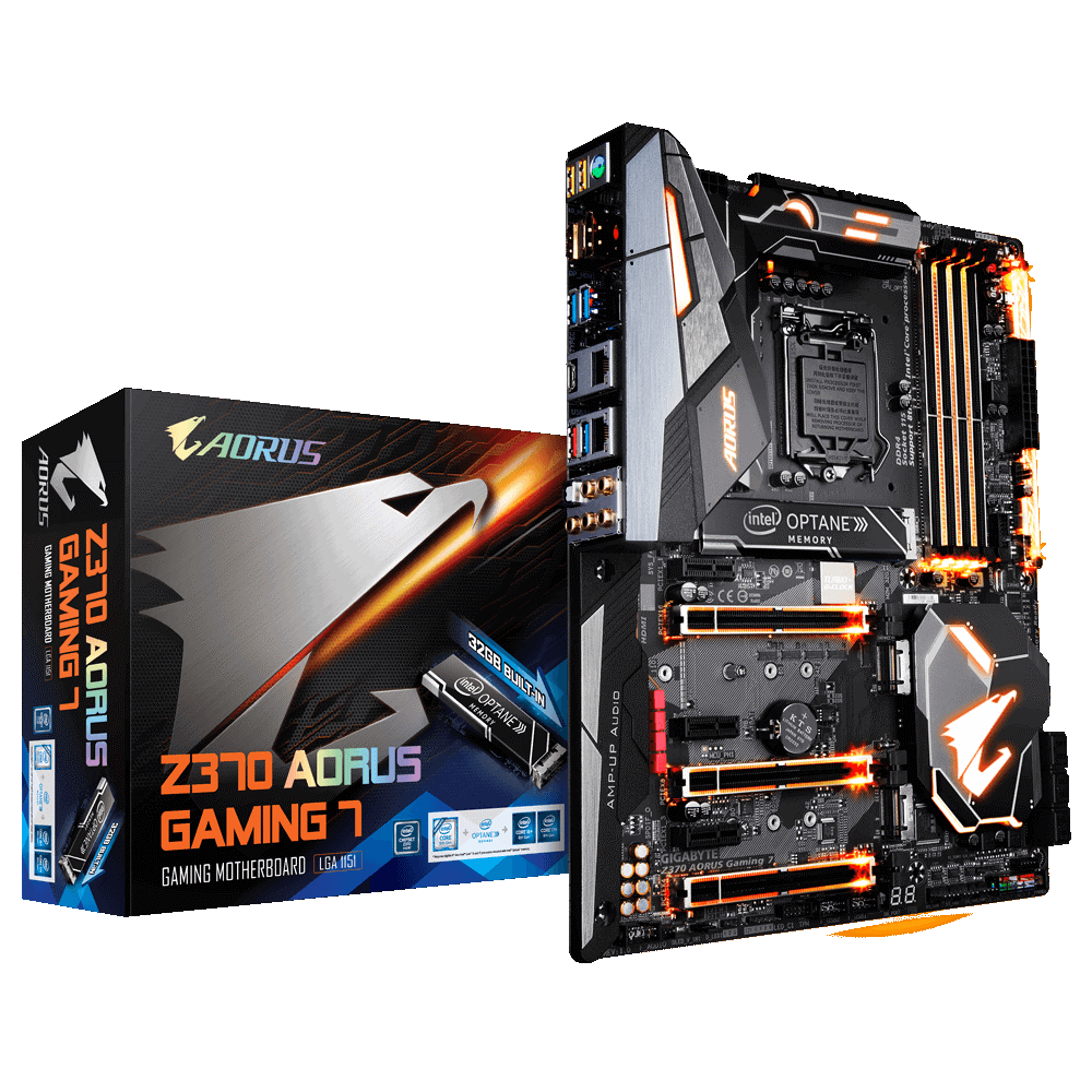 Gigabyte TOP Gaming Motherboard