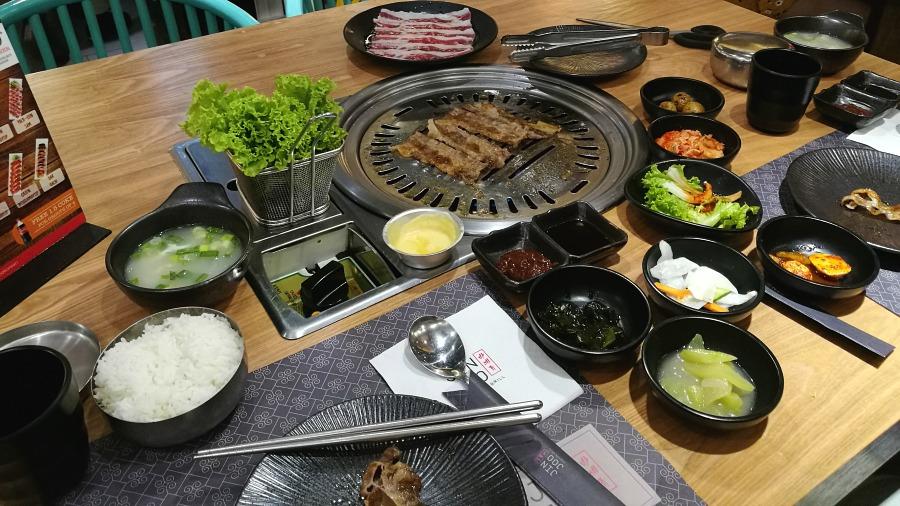 Jin-Joo-Korean-Grill-Unli-Barbecue-Banchan