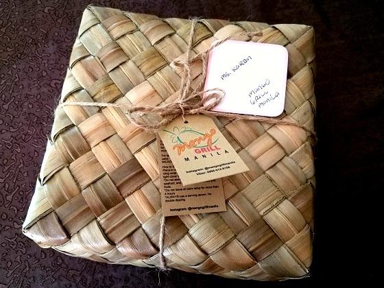 Manila Grill Big Cheese Cassava Cake Native Box