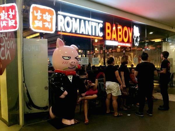 Romantic Baboy Exterior