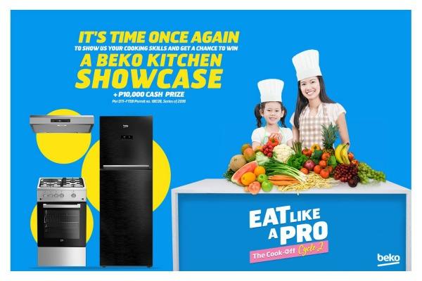 Beko Cook Off Cycle 2
