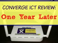 Converge Fiber Review One Year Later