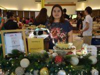 Honestbee Christmas Marie Bakery Pistachio Cheesecake