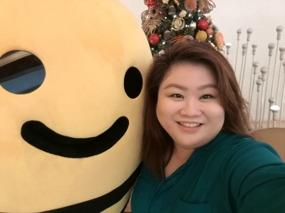 Honestbee-Christmas-Selfie-KarenMNL