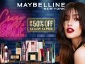 Maybelline Crazy Sale Starts Nov. 15 – MY TOP PICKS