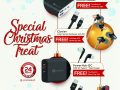 Get Free Earphones or USB Cable When You Buy Promate Gadgets