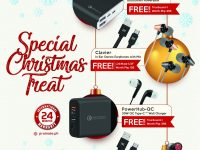 PROMATE SPECIAL CHRISTMAS TREAT PROMO