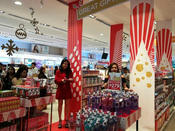 Watsons Holiday Sets Launch 2018