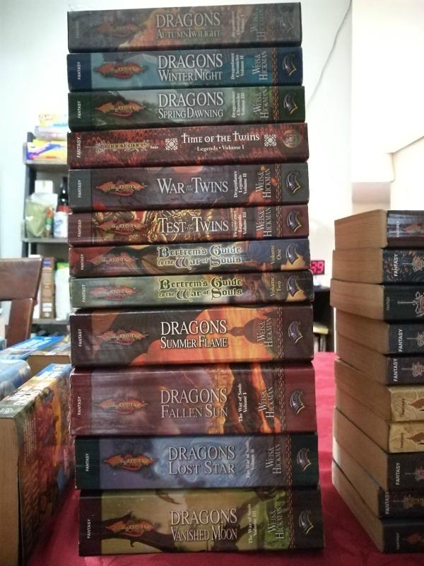 Dragonlance Books 2