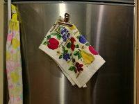 Magnetic-Bulldog-Clip Towel Ref