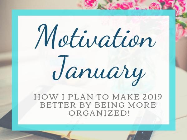 Motivation January