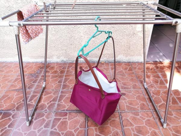 Wash Dry Longchamp Le Pliage