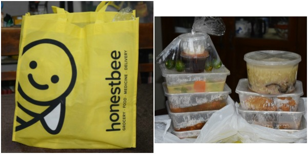 Honestbee Delivery Shui Shan